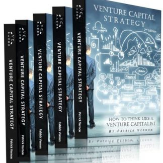 Group of 5 Venture Capital Strategy textbooks