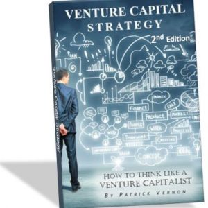 Venture Capital Strategy textbook in paperback