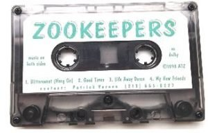 The Zookeepers demo tape