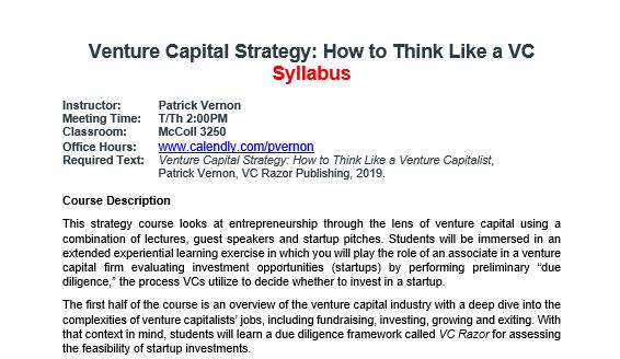 VC-Strategy-Syllabus